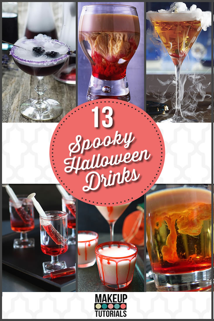 Funny Halloween Drinks  13 Spooky Halloween Drinks For Your Next Halloween Party