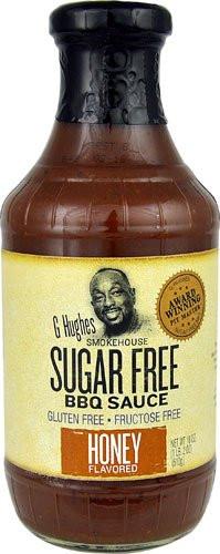 G Hughes Sugar Free Bbq Sauce  Amazon G Hughes Smokehouse Sugar Free BBQ Sauce