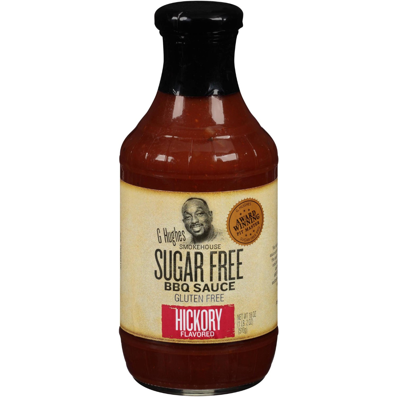 G Hughes Sugar Free Bbq Sauce  G Hughes Smokehouse Sugar Free BBQ Sauce Hickory Flavored