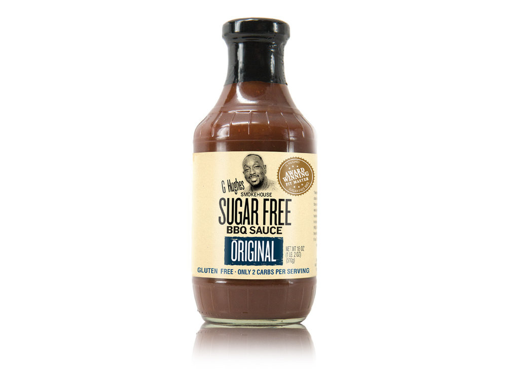 G Hughes Sugar Free Bbq Sauce  G Hughes Sugar Free Sauce