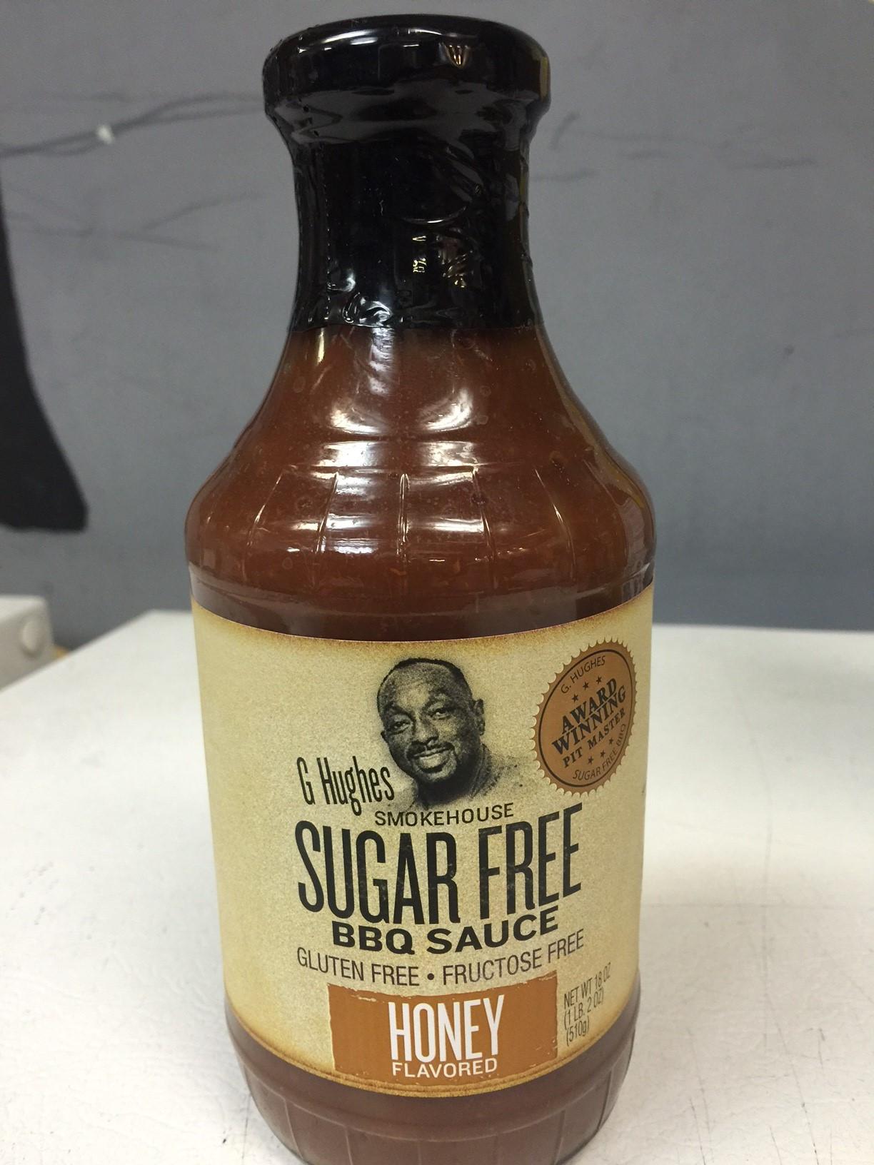 G Hughes Sugar Free Bbq Sauce  G Hughes Sugar Free Honey Flavored BBQ Sauce – Lo Carb U