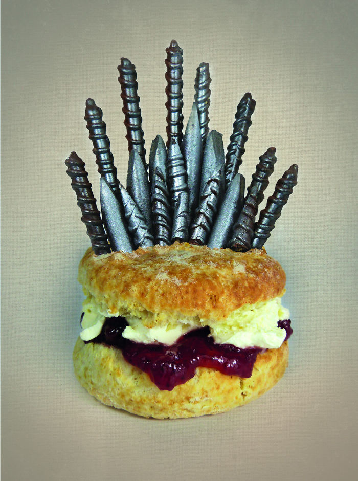Game Of Thrones Desserts  All Men Must Dine Genius Sweets Dedicated To Game