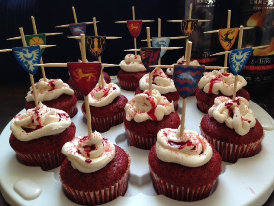 Game Of Thrones Desserts  Cooking Cell