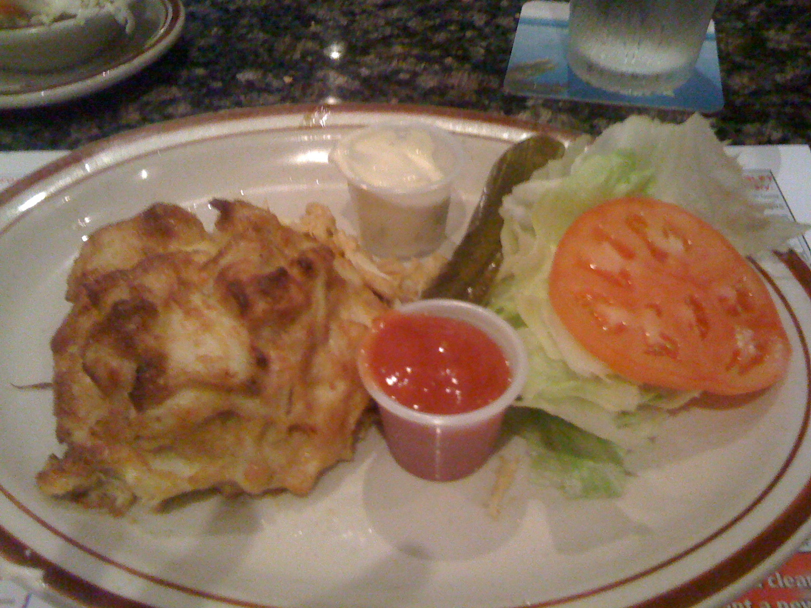 G&M Crab Cakes  g m crabcakes