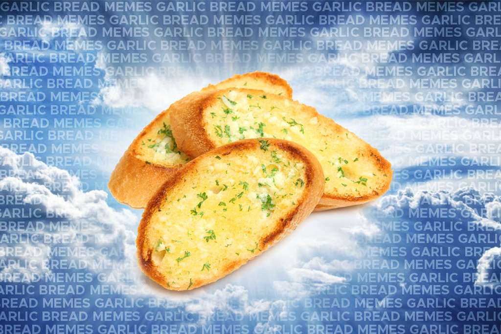 Garlic Bread Memes  MEET THE MEMELORDS Behind The Scenes Page