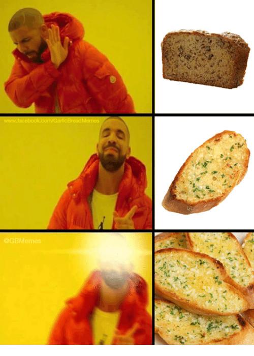 Garlic Bread Memes  GarlicBreadMemes