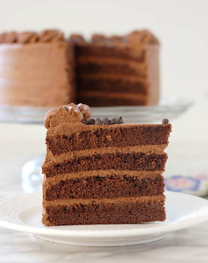 Genoise Sponge Cake  Chocolate Genoise Chocolate Sponge Cake Baking Sense