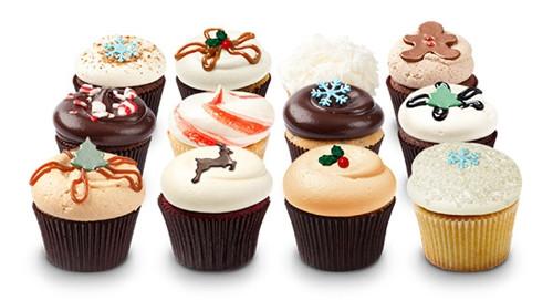 Georgetown Cupcakes Boston  Shipping Merchandise Geor own Cupcake