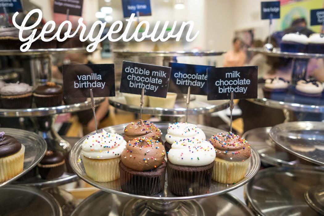 Georgetown Cupcakes Boston  Cupcakes et pâtisseries – Deux adresses à Boston