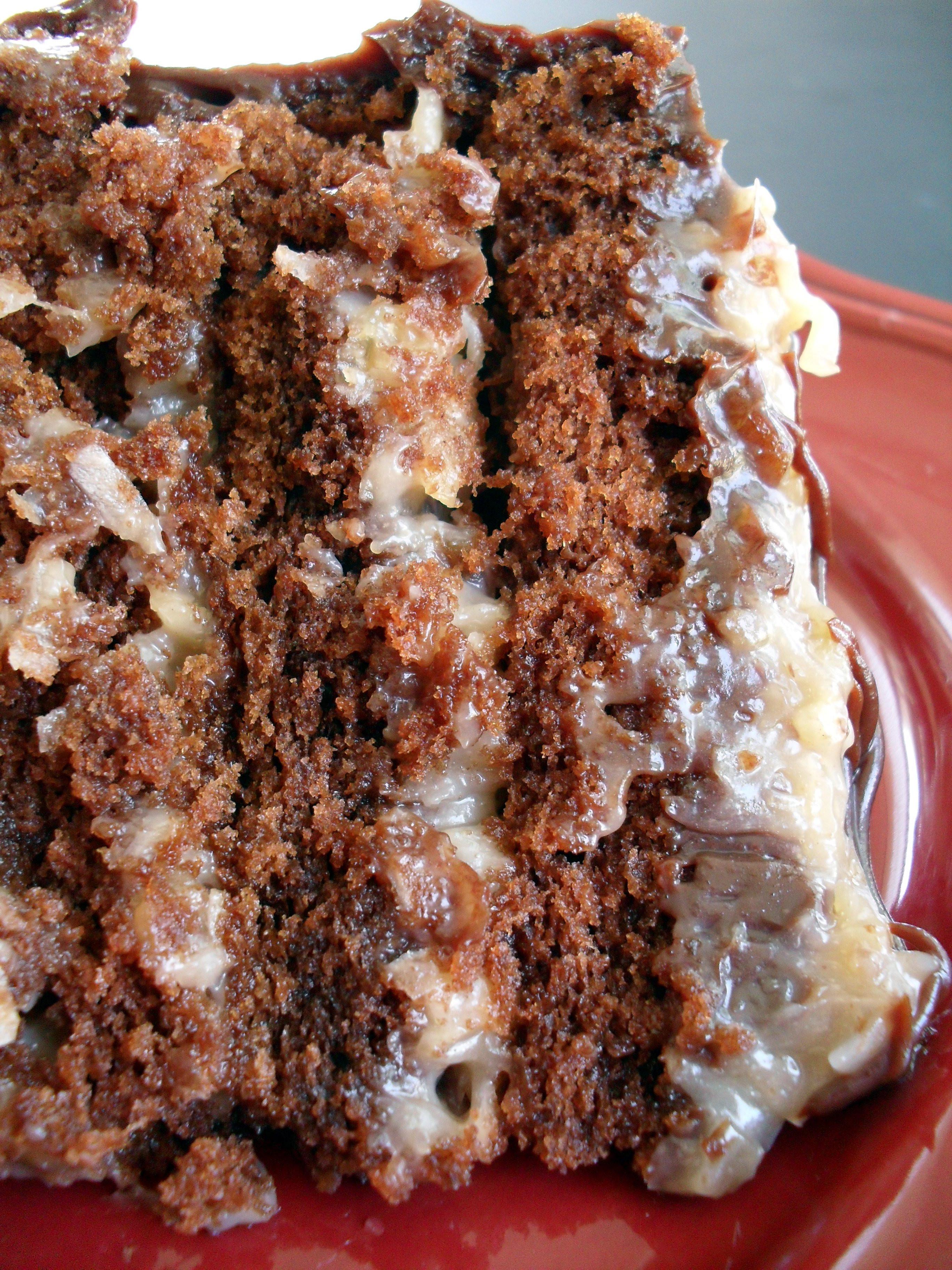 German Chocolate Cake  David Lebovitz's German Chocolate Cake
