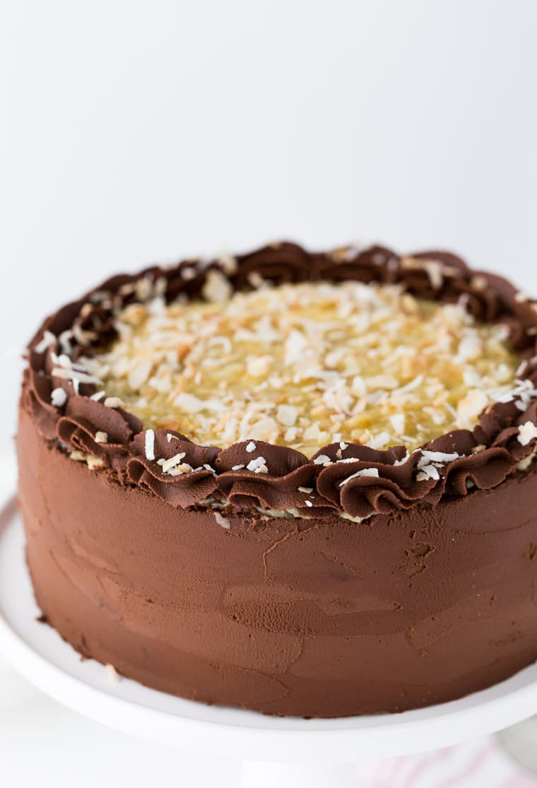 German Chocolate Cake  German Chocolate Cake Chocolate Chocolate and More