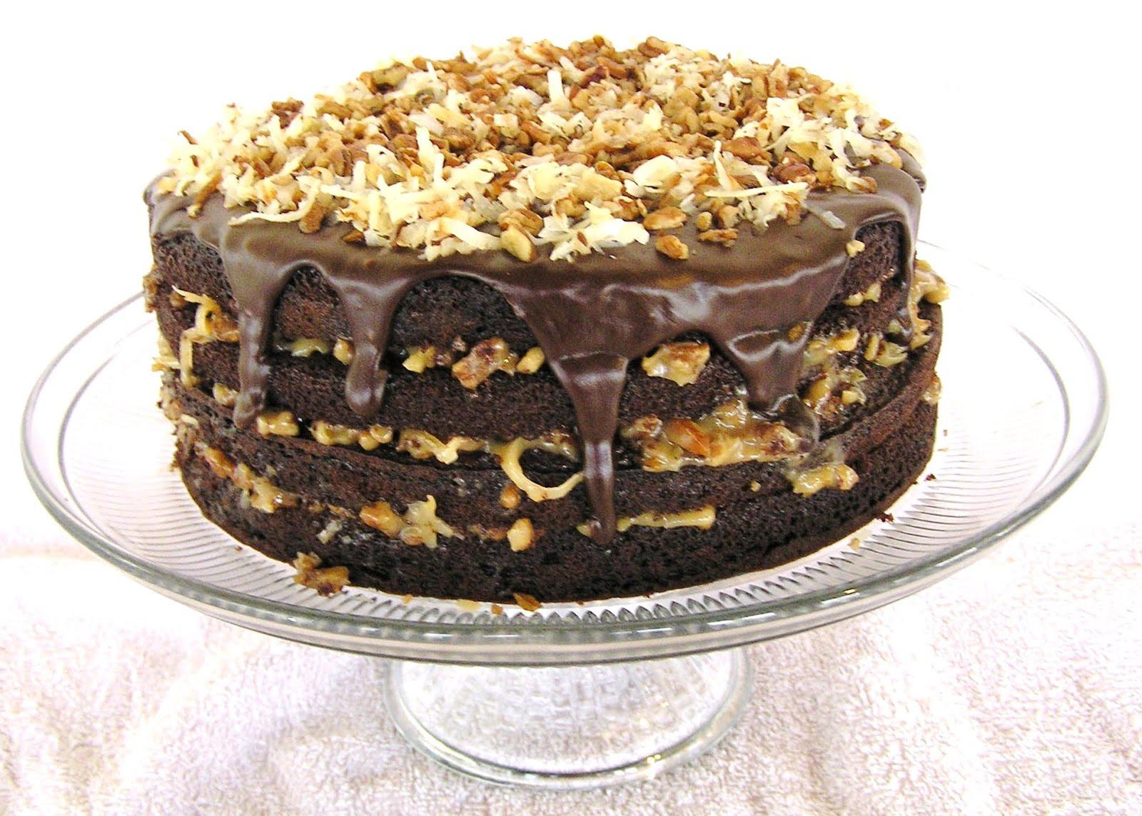 German Chocolate Cake Origin  Creative Tennessee Mountain Cookin Deluxe German
