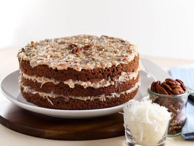 German Chocolate Cake Origin  American Cakes German Chocolate Cake Recipe and History