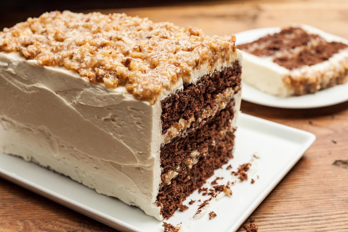 German Chocolate Cake Origin  German Chocolate Cake Recipe Chowhound