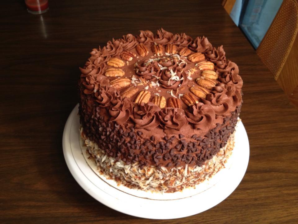 German Chocolate Cake Origin  German Chocolate Cake by Deathbypuddle on DeviantArt
