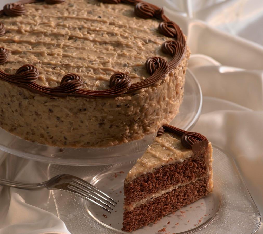 German Chocolate Cake Origin  Pellman s German Chocolate Cake