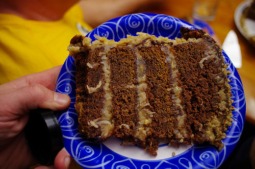 German Chocolate Cake Originates From Which Country?  949 German Chocolate Cake 1K Smiles
