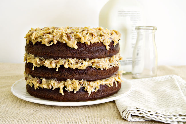 German Chocolate Cake Originates From Which Country?  Ten Food Dishes Named for People