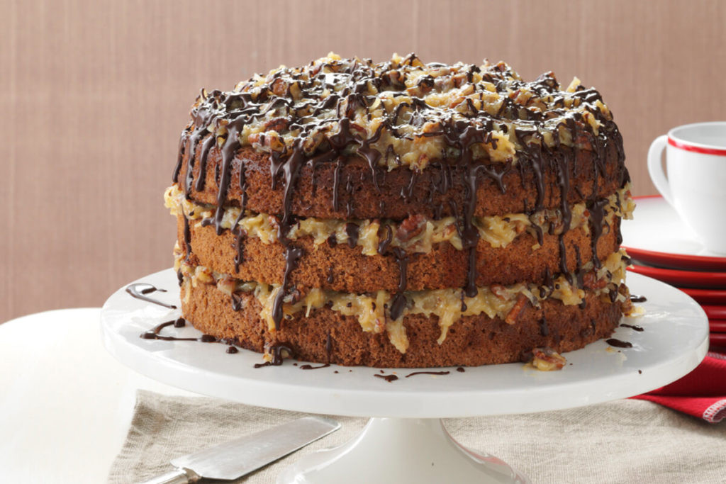 German Chocolate Cake Originates From Which Country?  The Reason You Won t Find German Chocolate Cake in German