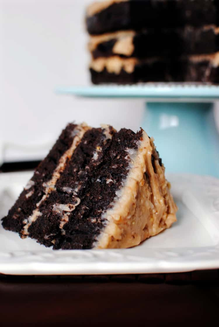 German Chocolate Cake  German Chocolate Cake