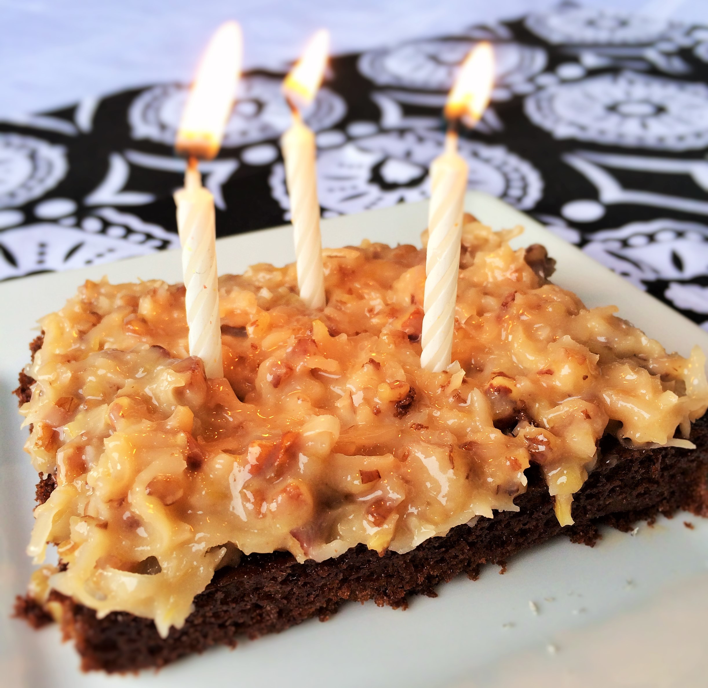 German Chocolate Sheet Cake  German Chocolate Sheet Cake