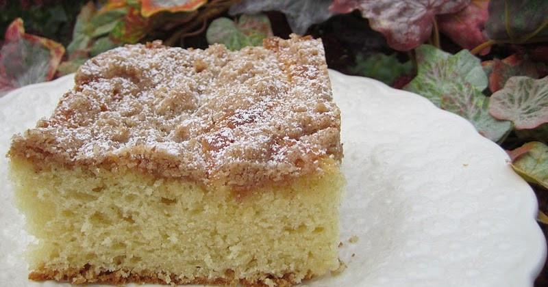 German Coffee Cake  The Irish Mother German Crumb Cake Brooklyn Style