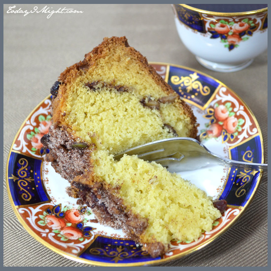 German Coffee Cake  German Coffee Cake Today I Might