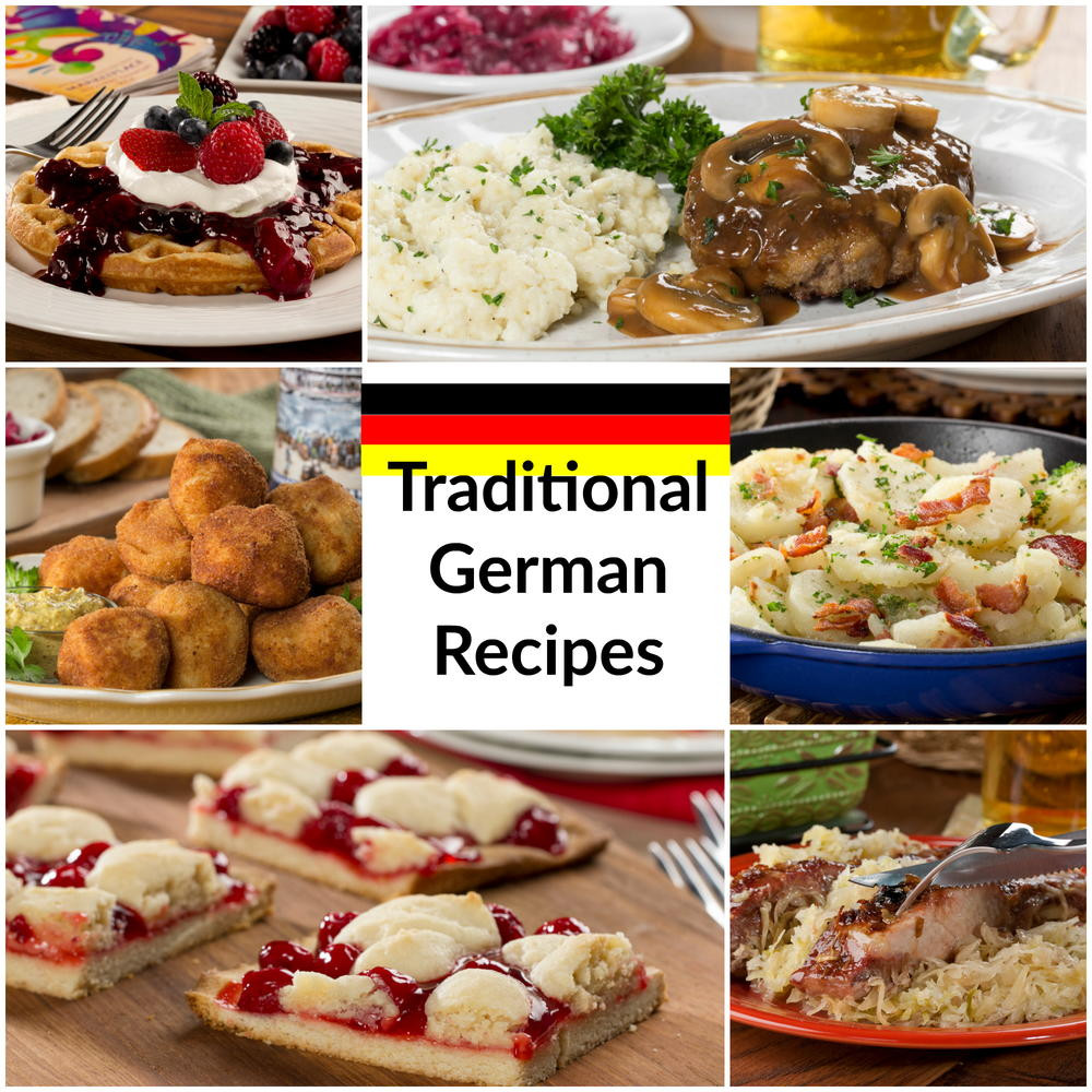 German Dinner Recipes  21 Traditional German Recipes You Can t Miss