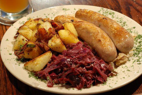 German Dinner Recipes  Traditional German dinner European Foods