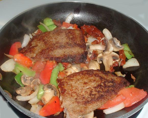 German Dinner Recipes  Pseudo Italian German Schnitzel Dinner Sandwich Recipe