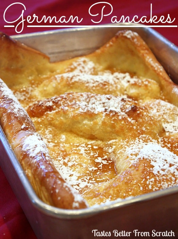 German Pancakes Recipe  German Pancakes