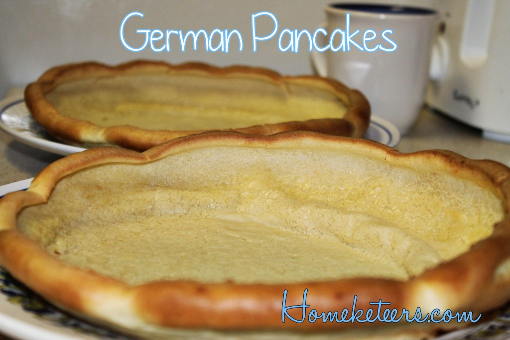 German Pancakes Recipe  German Pancakes Easy Recipe