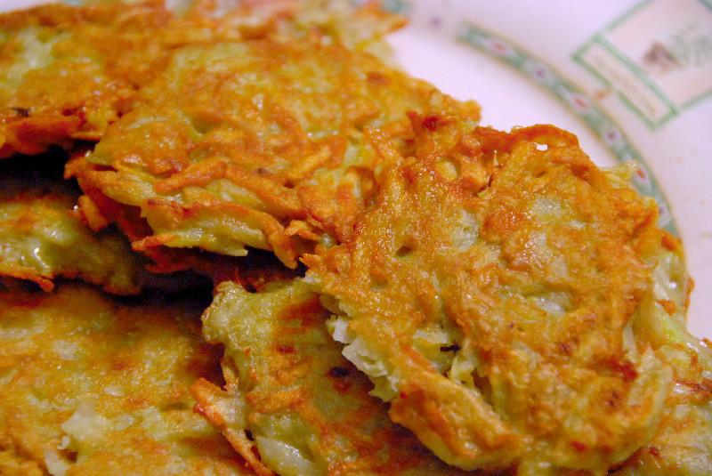 German Potato Pancakes  German Potato Pancakes