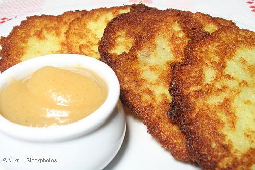 German Potato Pancakes  German Potato Pancakes Delicious Kartoffelpuffer