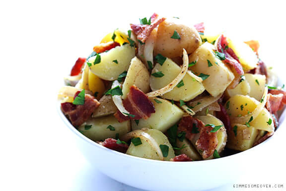 German Potato Salad Apple Cider Vinegar  german potato salad apple cider vinegar
