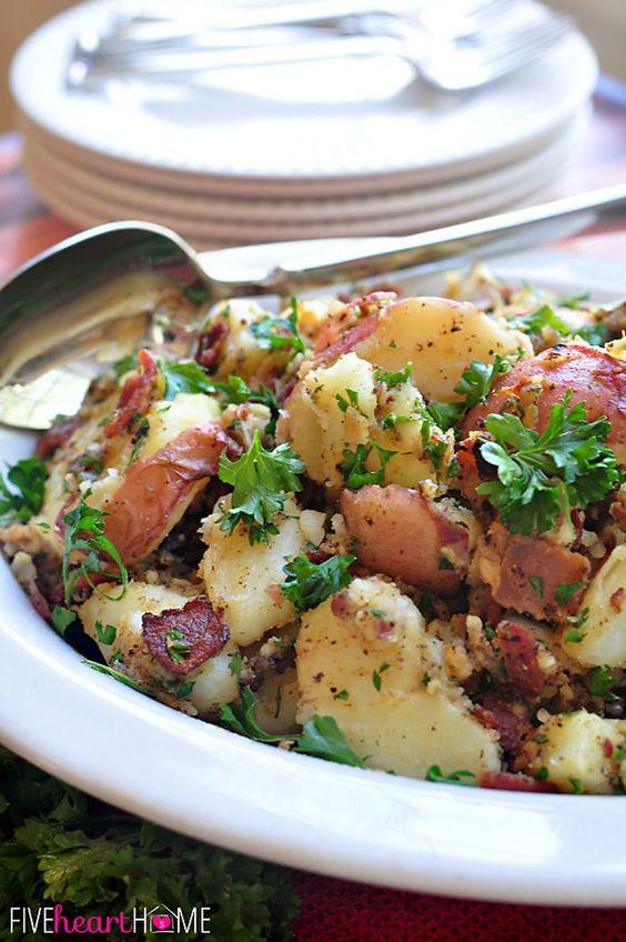 German Potato Salad Apple Cider Vinegar  German Potato Salad Recipe