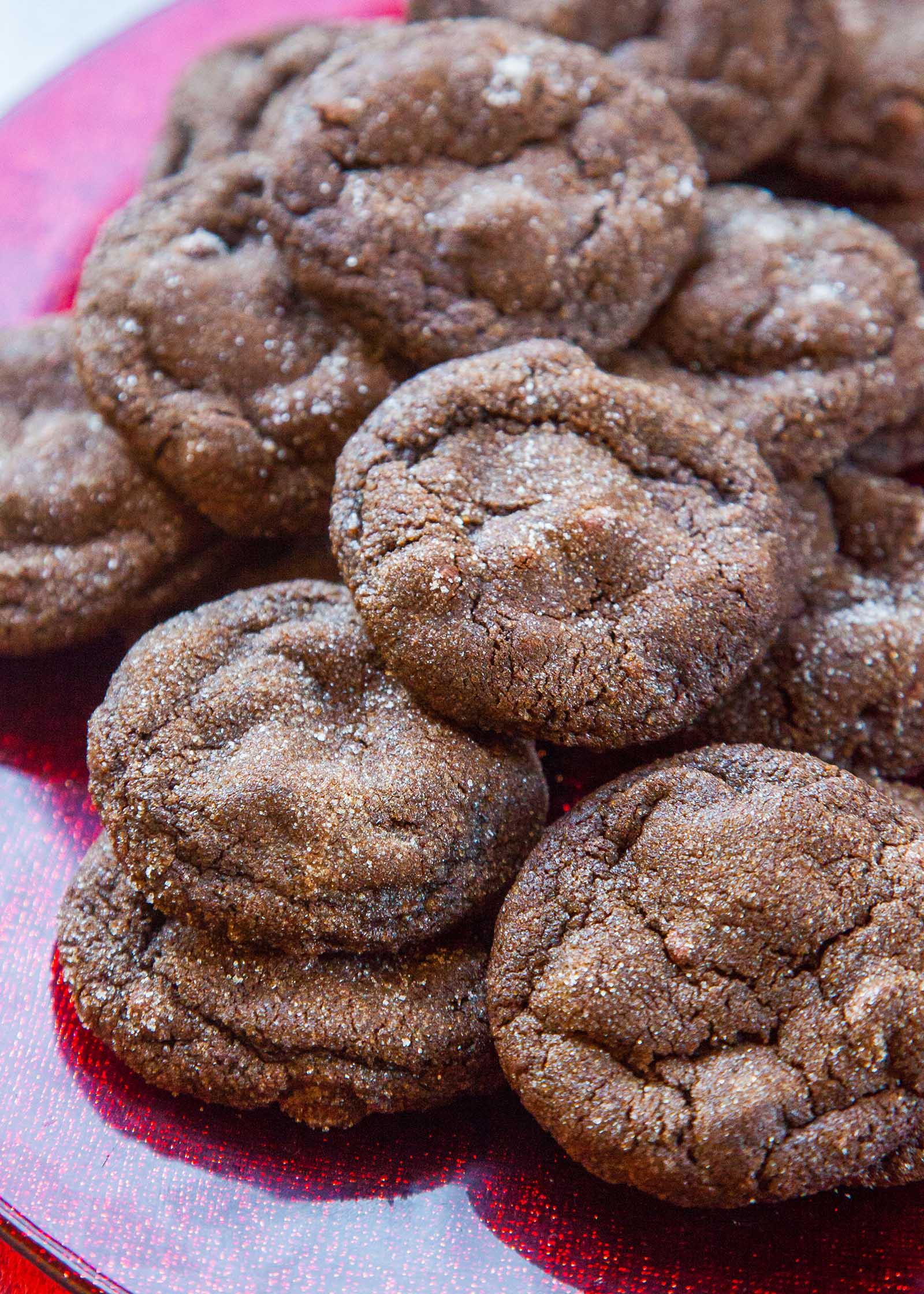 Gingerbread Cookies Recipe  Chocolate Gingerbread Cookies Recipe