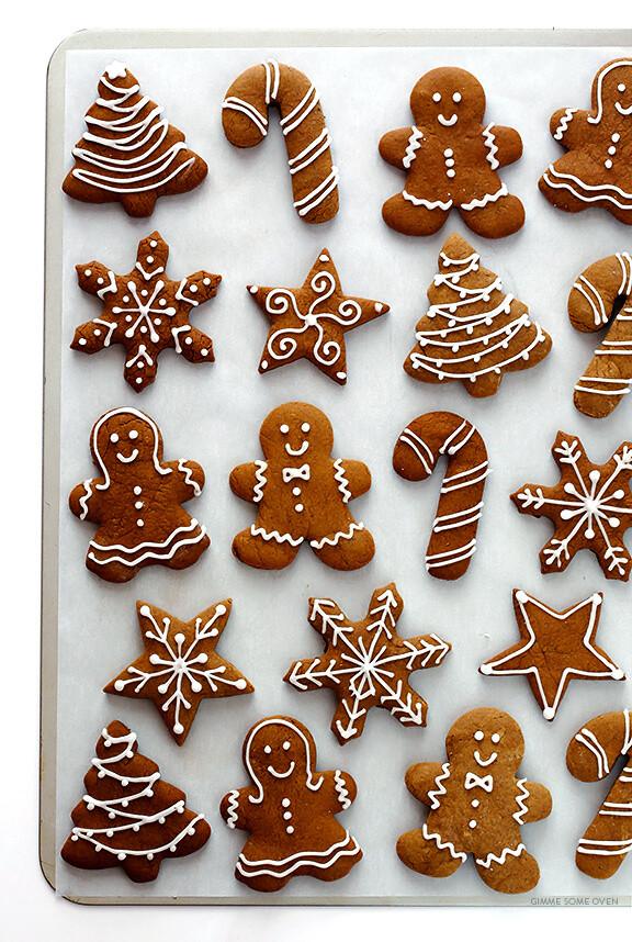 Gingerbread Cookies Recipe  Gingerbread Cookies