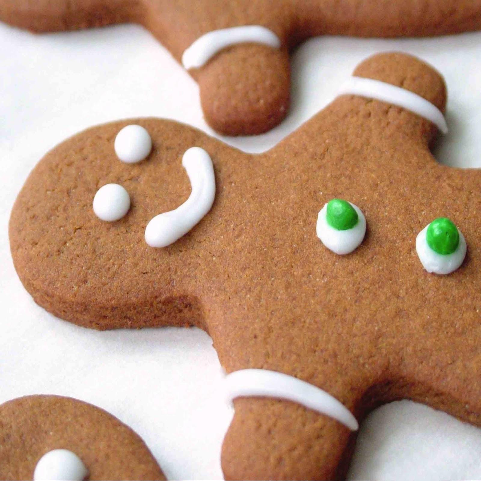 Gingerbread Cookies Recipe  Gingerbread Cookies Recipe Easy Dessert Recipes