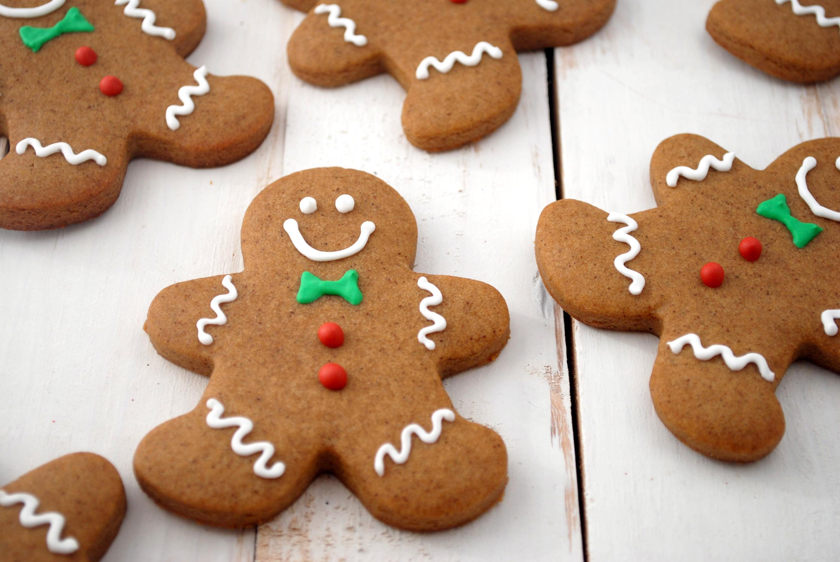 Gingerbread Cookies Recipe  Gingerbread Men Recipe