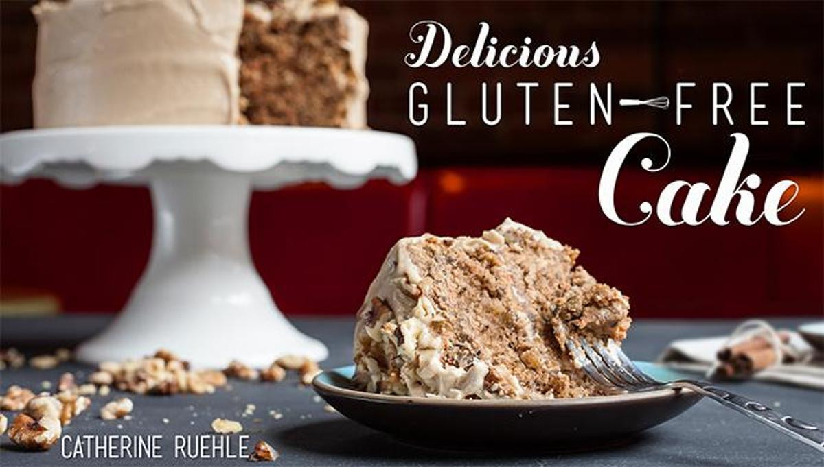 Gluten And Dairy Free Desserts To Buy  Delicious Gluten Free Cake Decorating Class