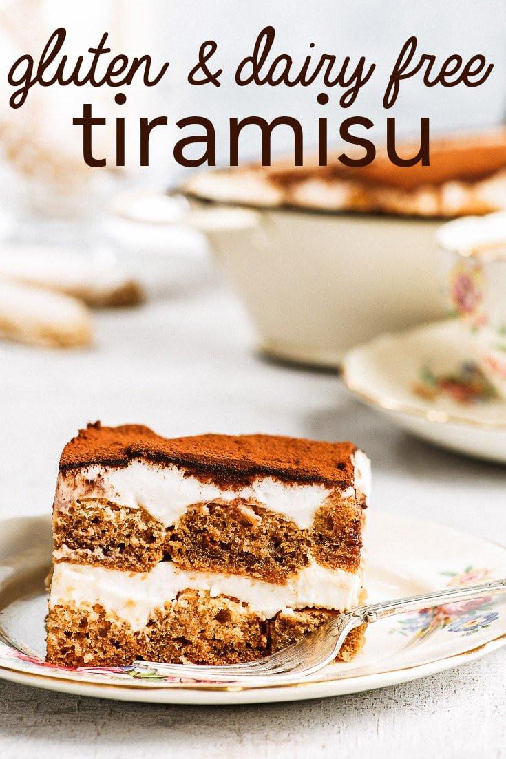 Gluten Free And Dairy Free Recipes  Dairy & Gluten Free Tiramisu The Loopy Whisk