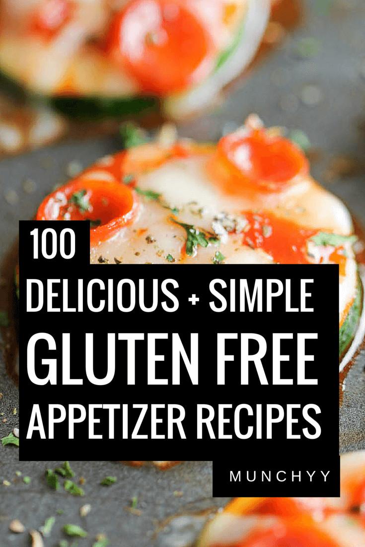 Gluten Free Appetizer Recipes  100 Gluten Free Appetizer Recipes and Ideas Urban Tastebud