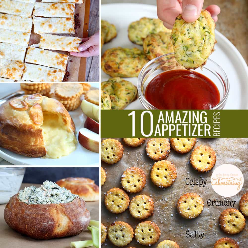 Gluten Free Appetizer Recipes  Ten Gluten Free Appetizers for Game Day— Any Day