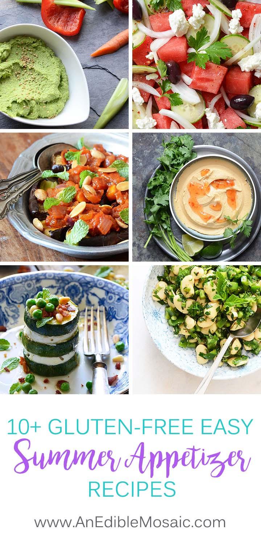 Gluten Free Appetizer Recipes  10 Gluten Free Easy Summer Appetizer Recipes