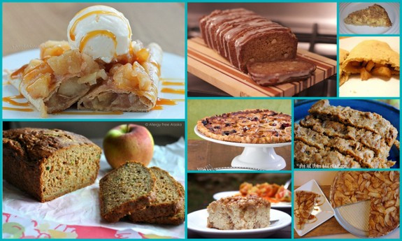 Gluten Free Apple Desserts  Gluten Free Apple Desserts Top 175 Recipes for You