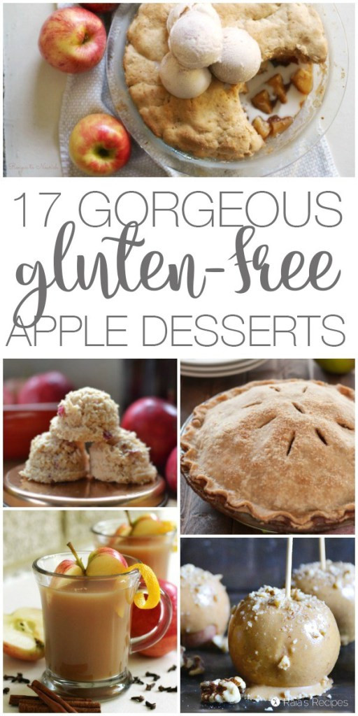 Gluten Free Apple Desserts  Gorgeous Gluten Free Apple Desserts