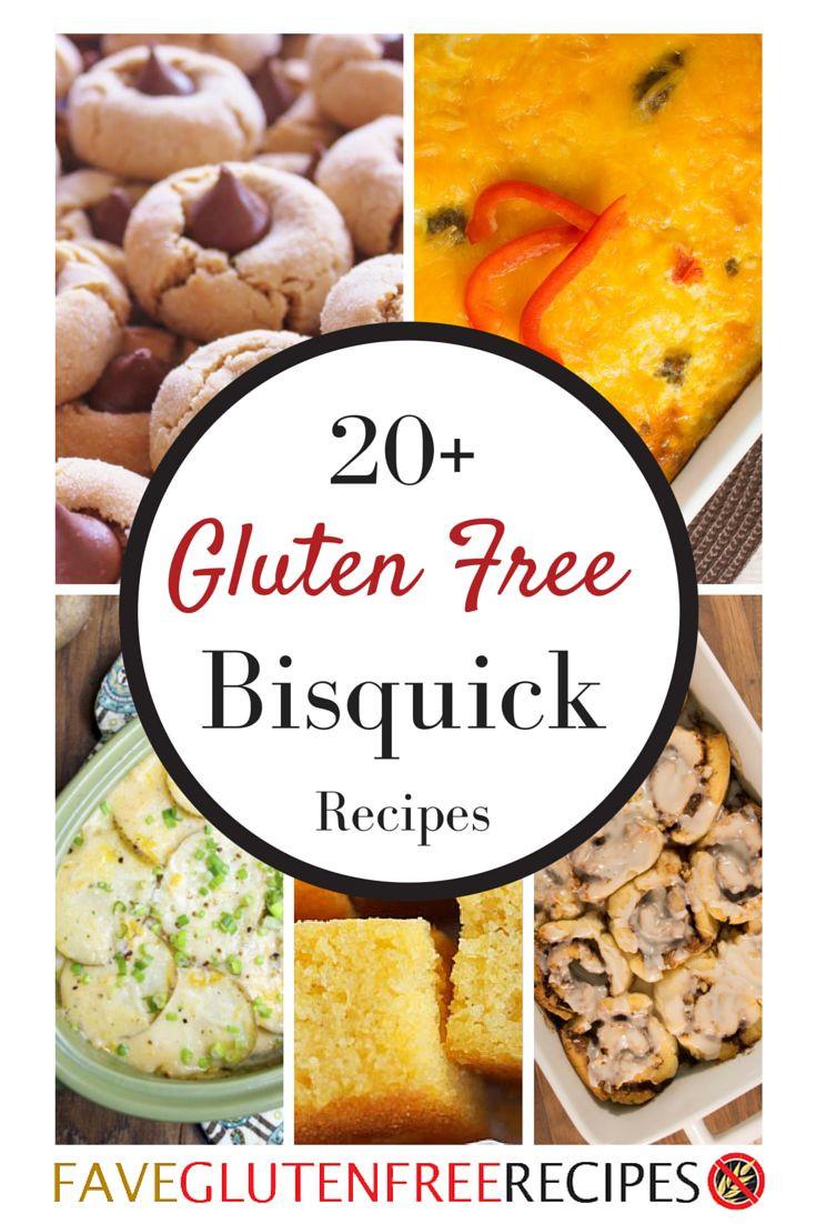 Gluten Free Bisquick Recipes  1643 best Vegan Gluten Free Recipes images on Pinterest