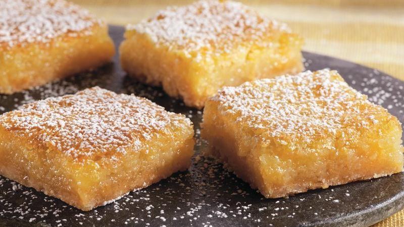 Gluten Free Bisquick Recipes  Bisquick Gluten Free Lemon Squares recipe from Betty Crocker