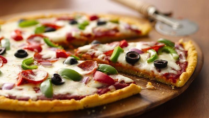 Gluten Free Bisquick Recipes  Gluten Free Pizza recipe from Betty Crocker